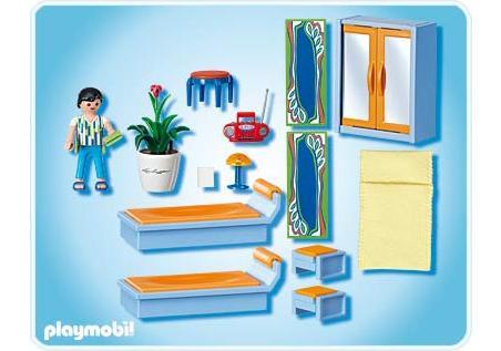 Modernes Elternschlafzimmer  4284A  PLAYMOBIL Deutschland