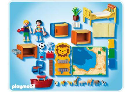 Chambre des enfants  4287A  PLAYMOBIL France