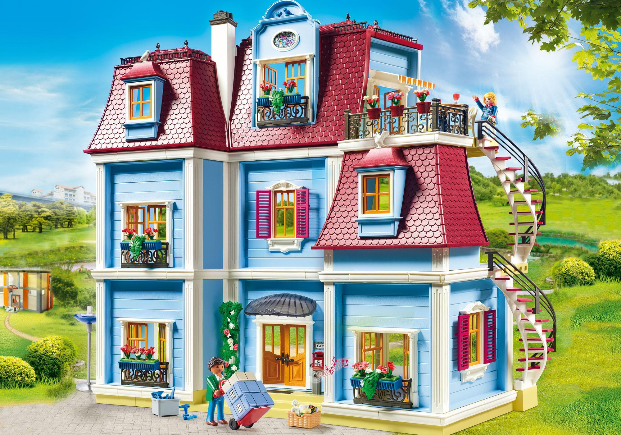 Mein Groes Puppenhaus  70205  PLAYMOBIL Deutschland