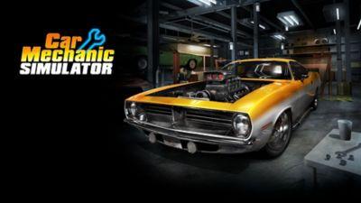 Car Mechanic Simulator Game Ps4 Playstation