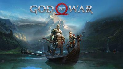 God Of War Game Ps4 Playstation