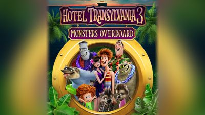 Hotel Transylvania 3 Monsters Overboard Game Ps4