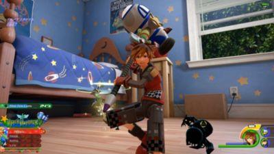 Kingdom Hearts Iii Game Ps4 Playstation