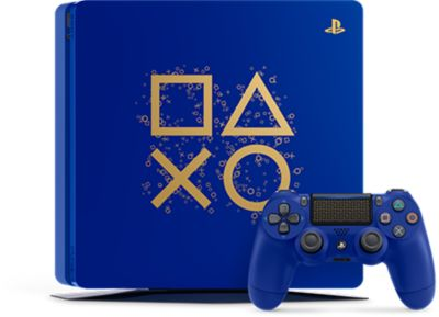 Limited Edition Days Of Play PlayStation4