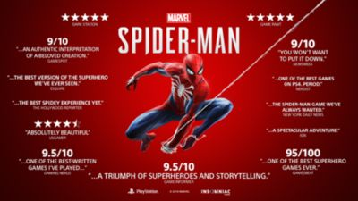 Marvel S Spider Man Game Of The Year Edition Game Ps4