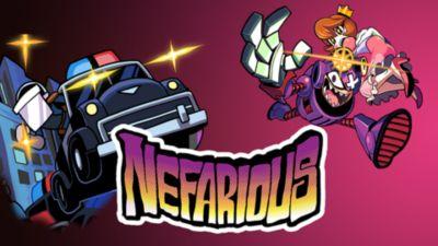 Nefarious Game Ps4 Playstation