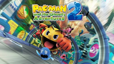 PACMAN and the Ghostly Adventures 2 Game  PS3  PlayStation