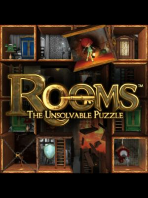 Rooms The Unsolvable Puzzle Game Ps4 Playstation