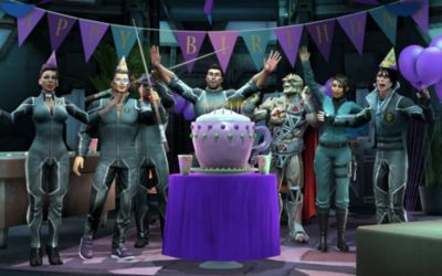 hight resolution of saints row iv re elected screenshot 10