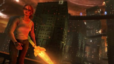 hight resolution of saints row iv re elected screenshot 4