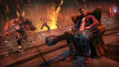 hight resolution of saints row iv re elected screenshot 8