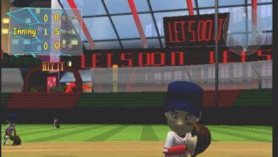 Backyard Baseball 2007 Game