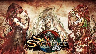 Soul Sacrifice Delta Game PSVITA PlayStation