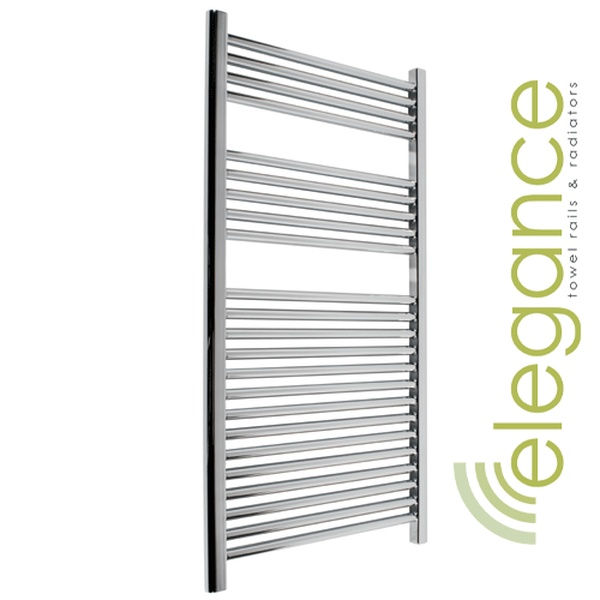 Abacus Direct Elegance Linea Towel Warmer 750 x 480 Chrome