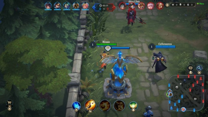 Arena Of Valor Switch Preview Hands On With A New Take On The Biggest Moba In The World Articles Pocket Gamer