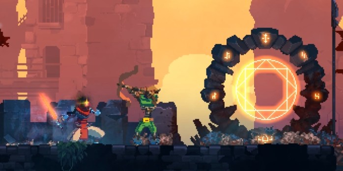 Dead Cells, the challenging roguelike, is getting a new DLC early next year  | Articles | Pocket Gamer