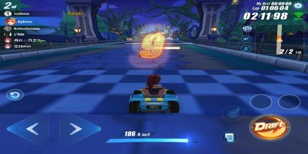 Garena Speed Drifters