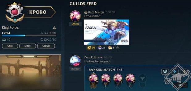 guild system changes