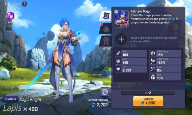 summoners war best characters - lapis