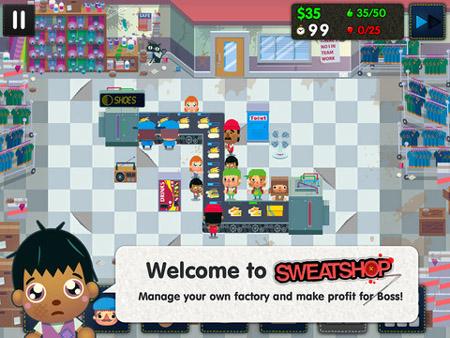 Sweatshop HD