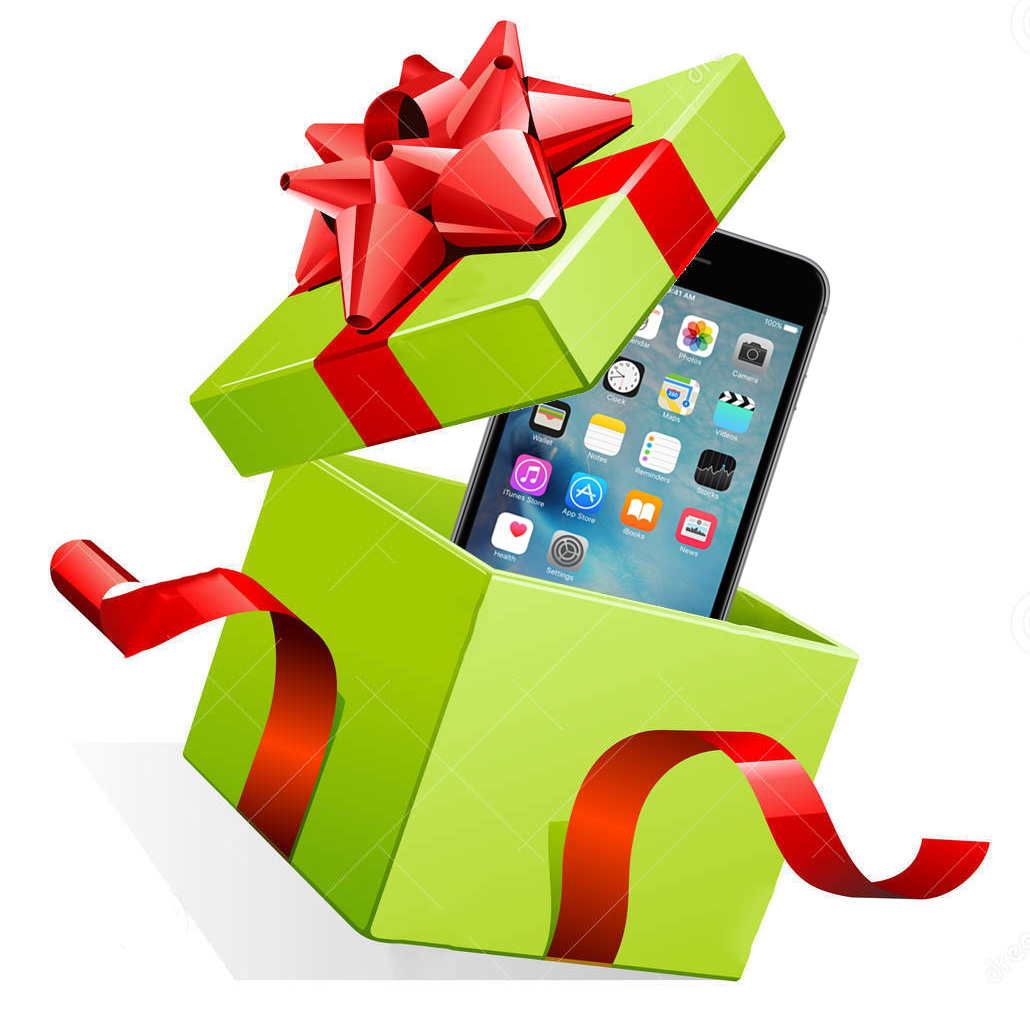 Iphone Christmas Gift