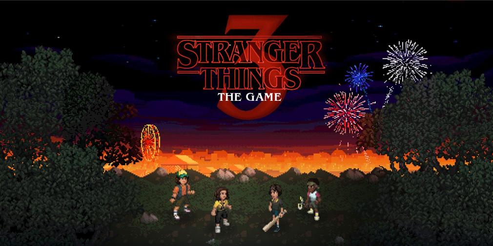 stranger things 3 the