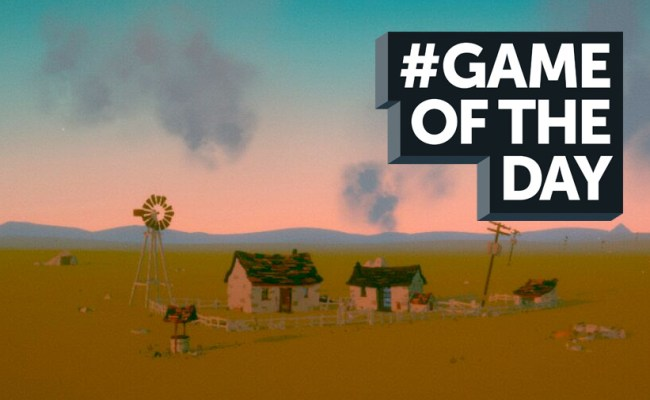 Game Of The Day The Stillness Of The Wind Is A Game