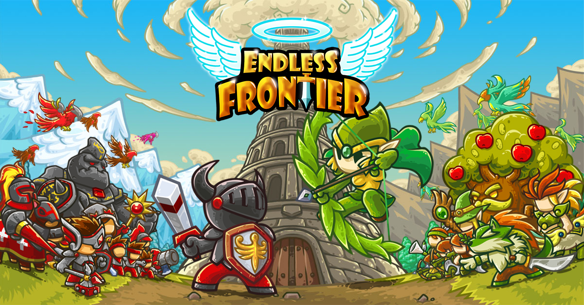 idle rpg endless frontier