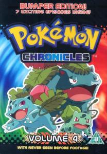Pokmon Chronicles Volume 4  PocketmonstersNet