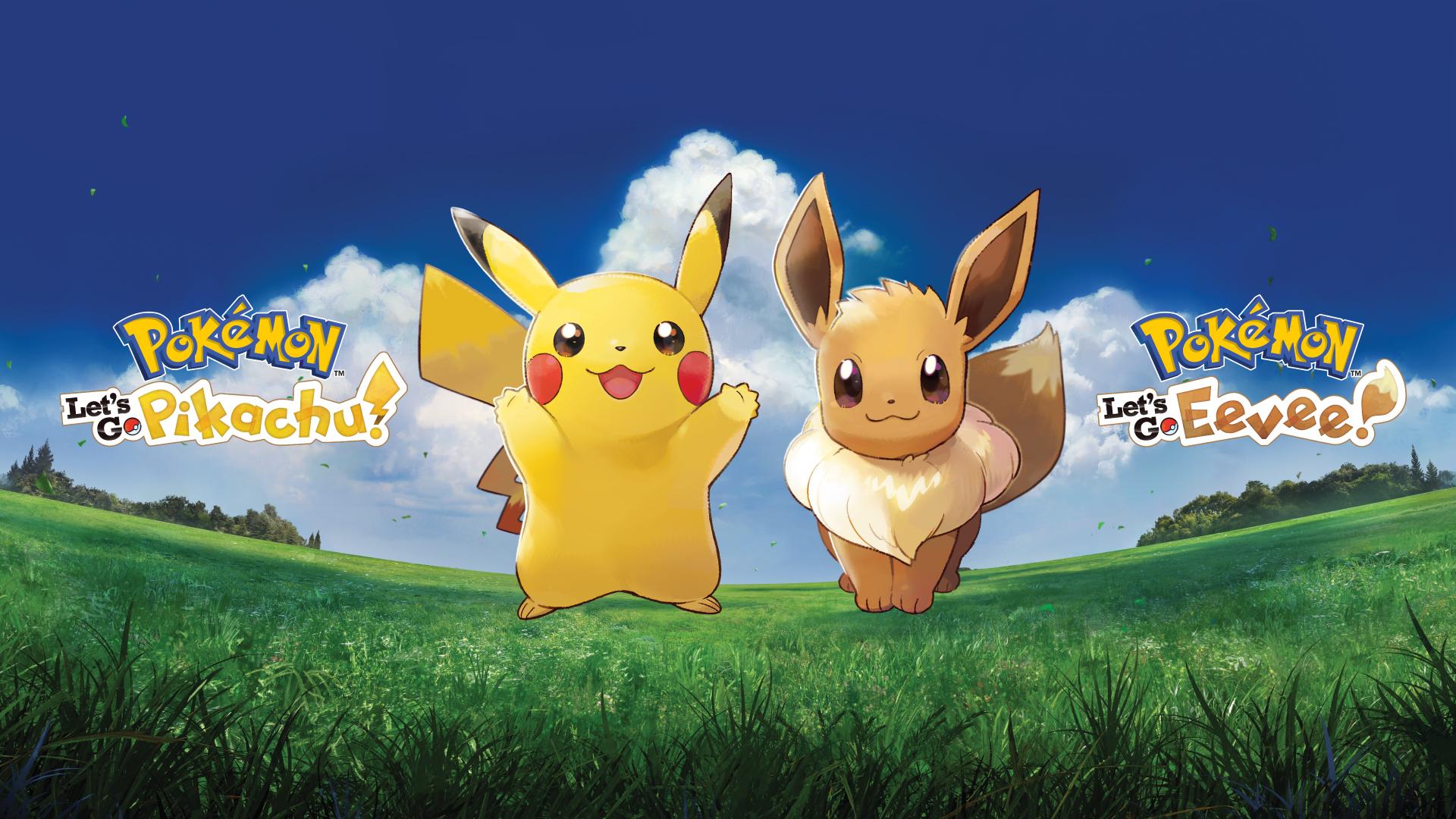 Play Nintendo  Pikachu and Eevee  PocketmonstersNet