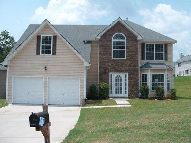 Georgia Home Loan Down Payment Assistance