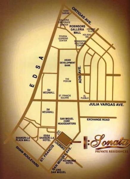 Sonata Private Residences - Ortigas Center Condo - Robinsons Land Corporation