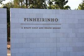 Pinheirinho Hyatt Golf between Comporta and Melides
