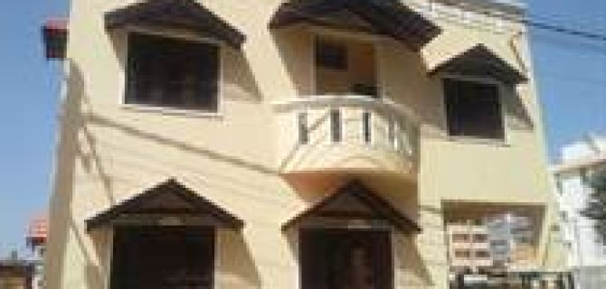 Corner Duplex Independent House in Hennur Road for Sale