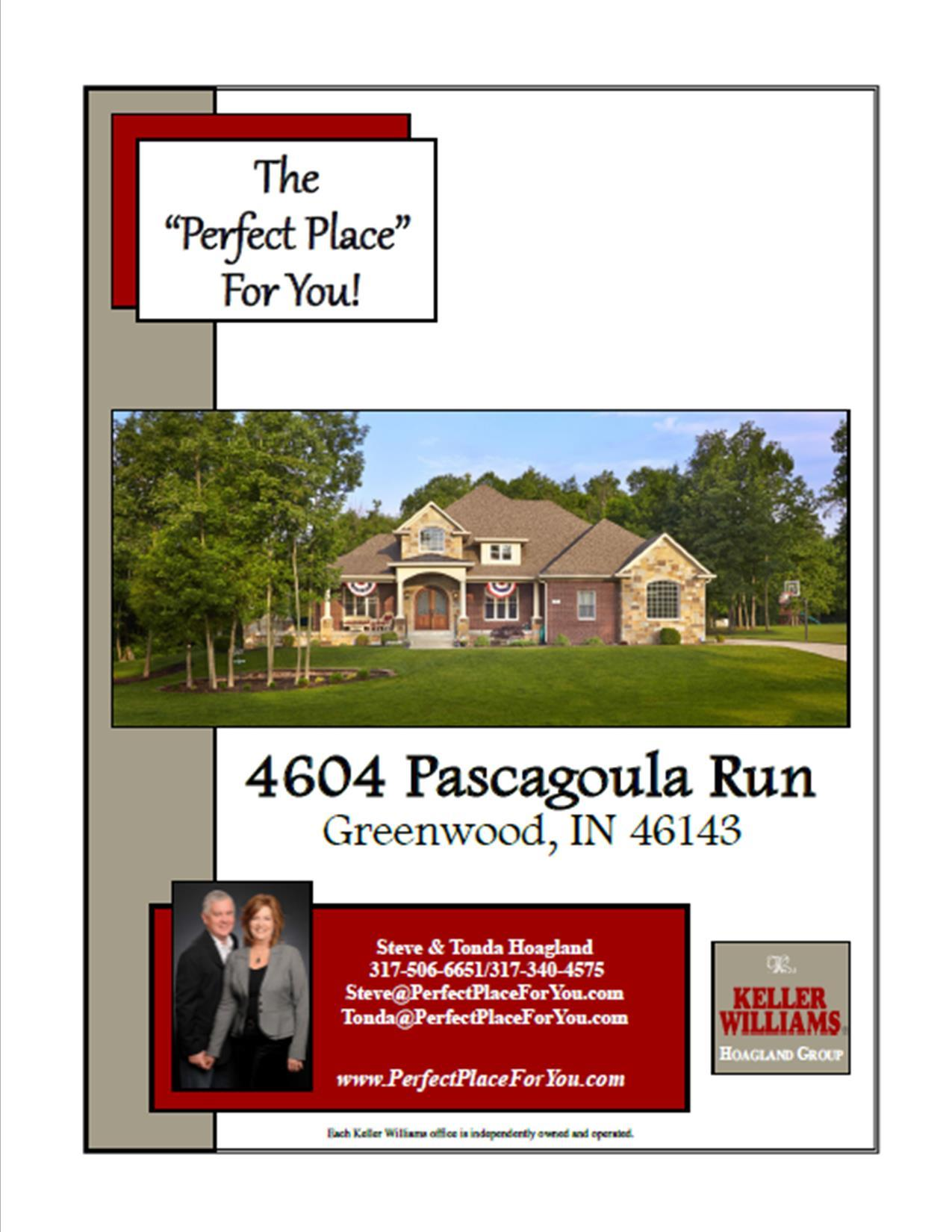 hoagland group sells greenwood homes with pre-showing announcment
