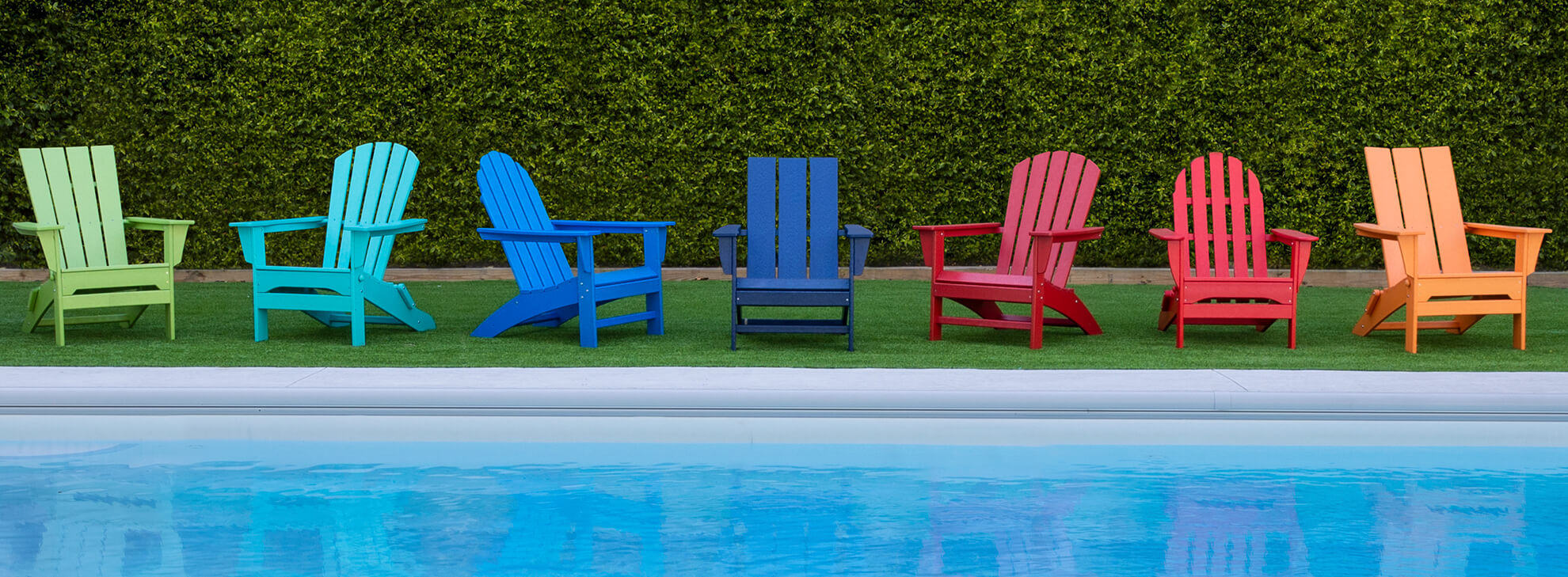 adirondack chairs polywood official