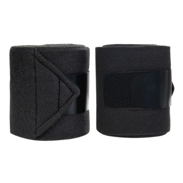 Fleecebandage svart