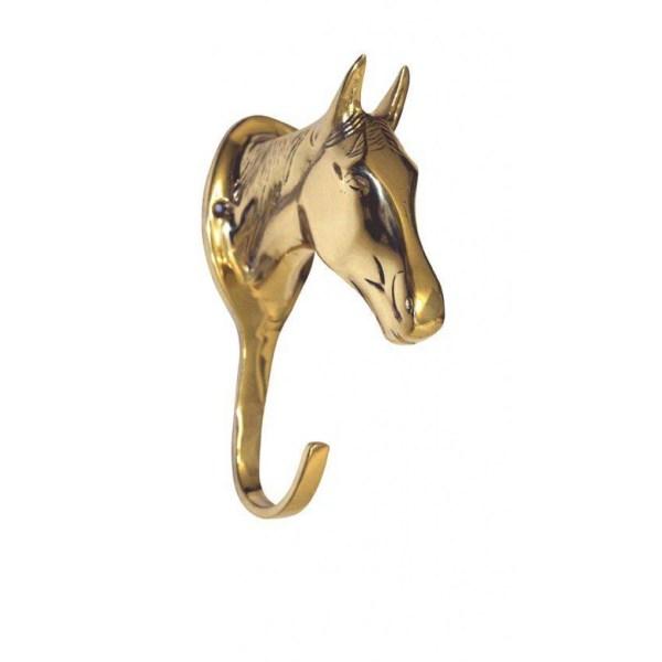 Tränshängare hästhuvud