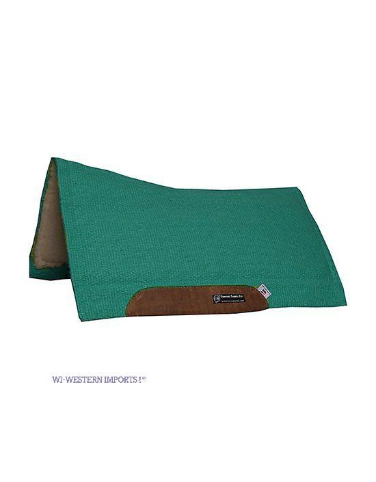 Solid color pad turkos
