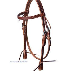 Westernhuvudlag ponny