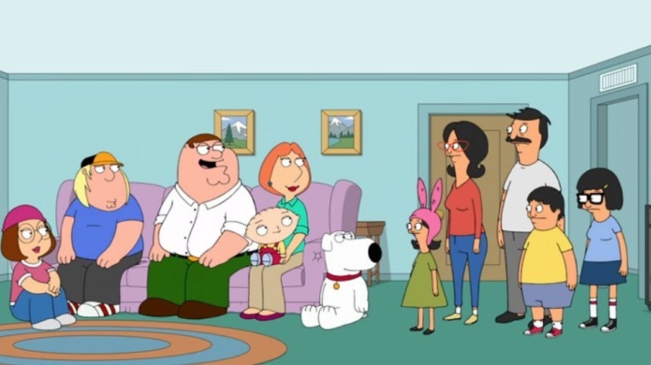 family guy features bob