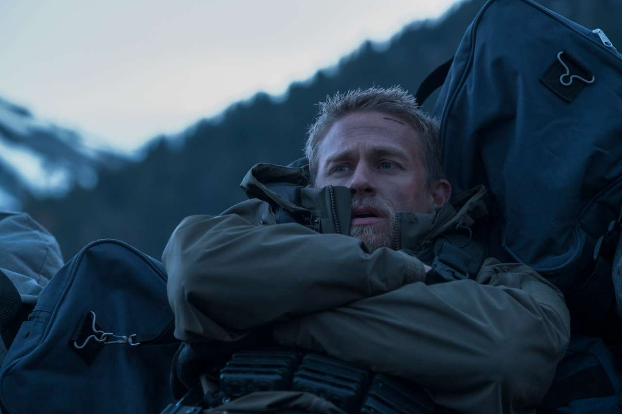 Triple Frontier 16 Photos From Charlie Hunnam and Ben