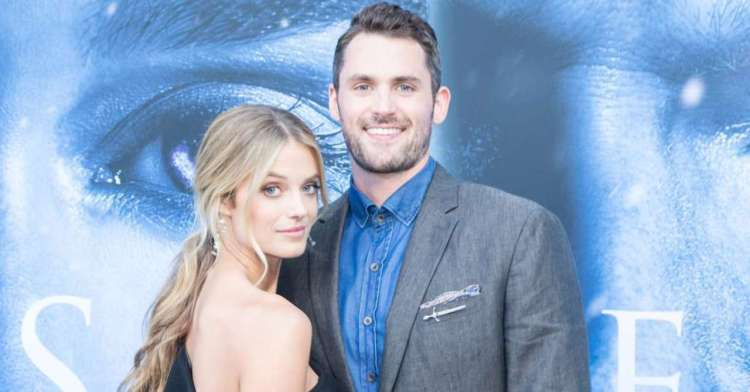 Kevin Love and Model Girlfriend Kate Bock Involved in ...