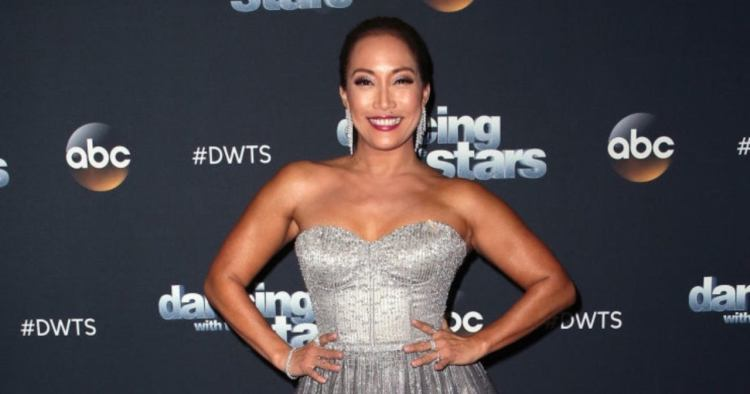 """CARRIE ANN INABA AND ARTEM - Danse avec les Stars"""" juge ..."""