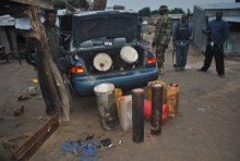 The JTF said if they car had reached its targets destination, the casualties would have been high.