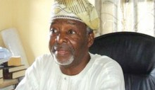 Frederick Faseun, National Chairman, Unity Party of Nigeria