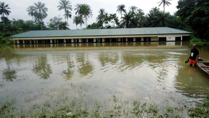 Flood destroys over 4,000 houses, 13,000 farms in Cross River