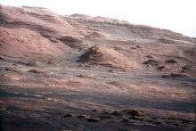 Mars Curiosity First Image of Mars
