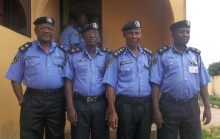 Top police officers