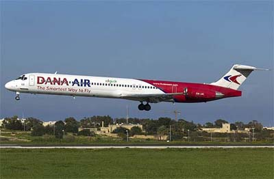 DANA Air to resume flights